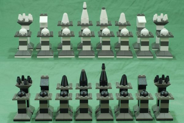 The Full Chess Set